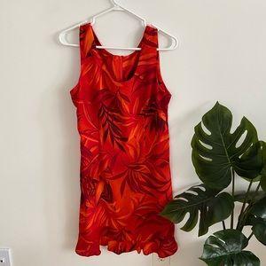 Y2K midi dress